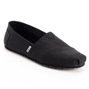 Toms Shoes - BRAND NEW mens Toms Shoes Earthwise Black Vegan